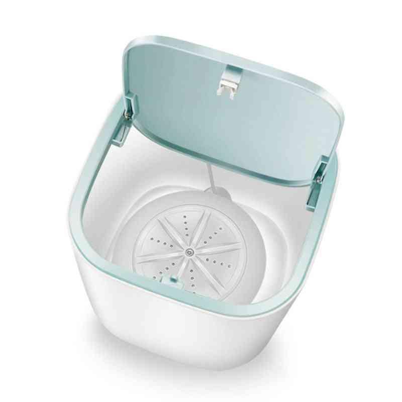 Washing Machine Automatic Wash Dry Underwear Care Cleaner