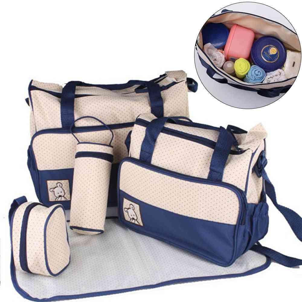 Baby Care Diaper Bag, Multifunctional Diaper Bags