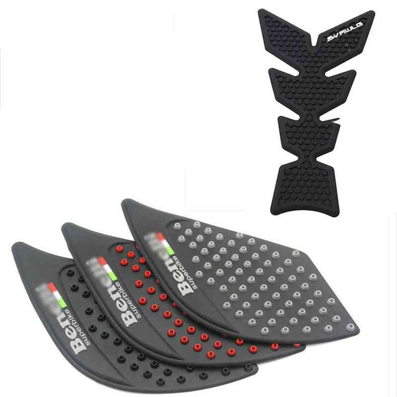 Motorcycle Tank Pad Protector Sticker