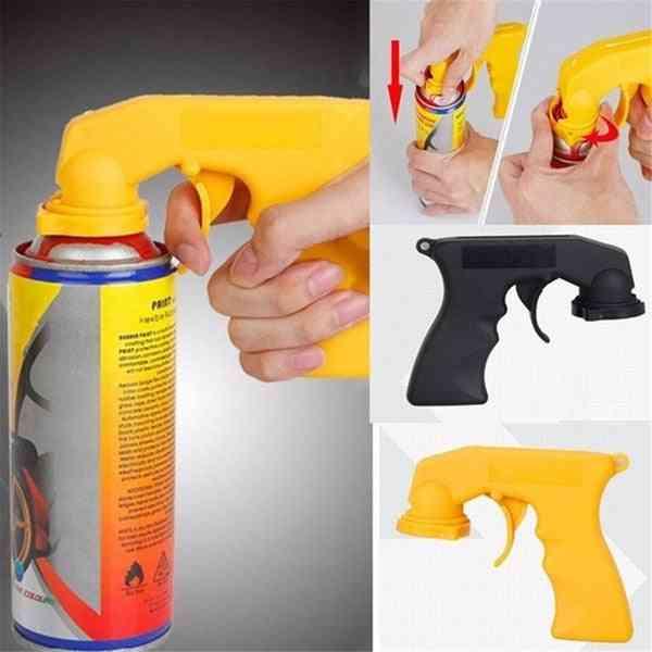 Spray Gun Handle With Full Grip Trigger
