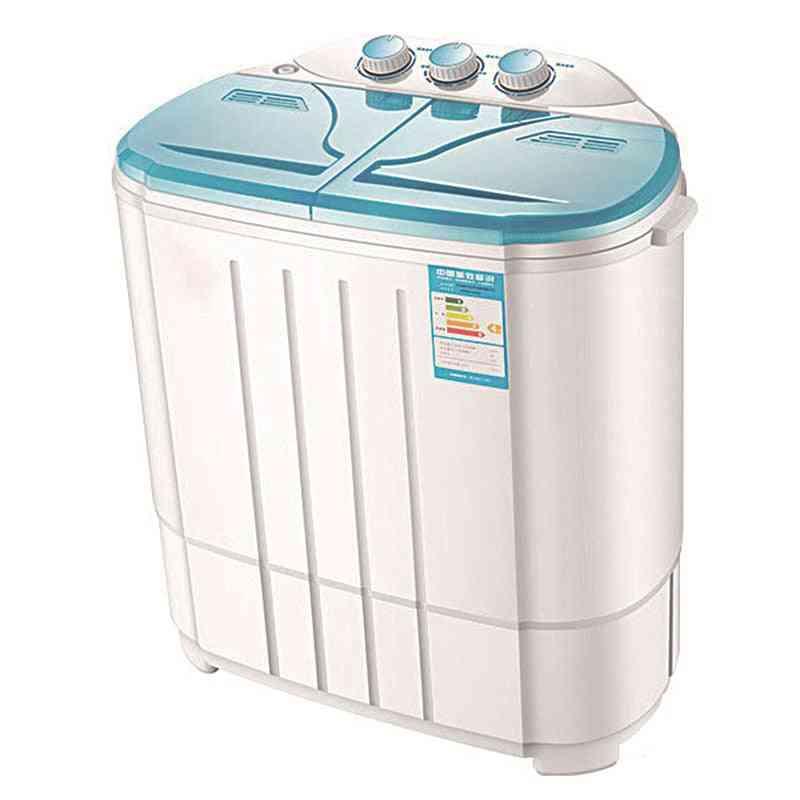 Two-bucket Mini Washing Machine