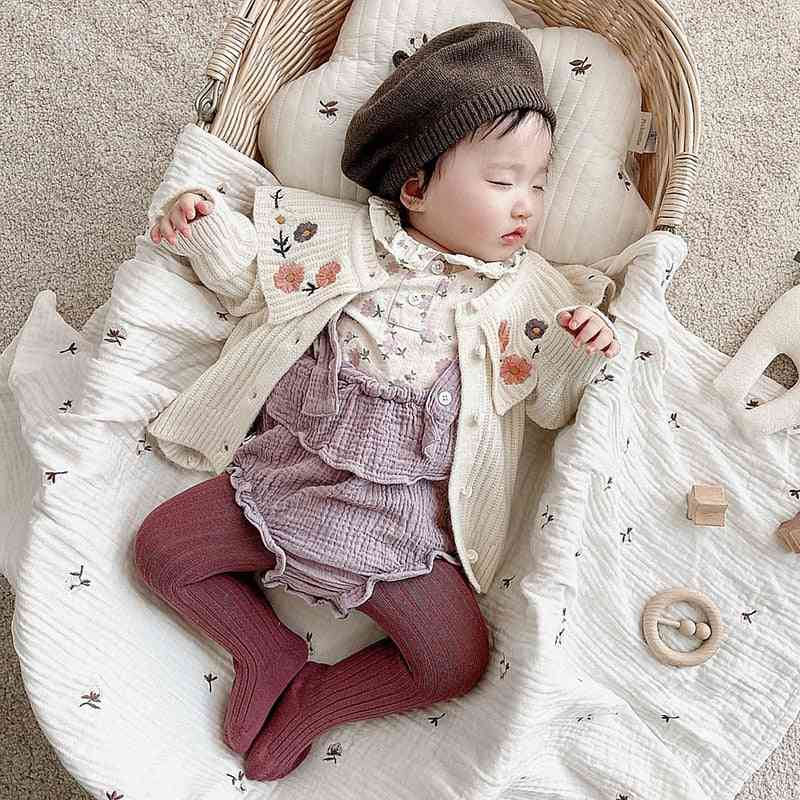 Baby Sweaters, Infant Embroidery Baby Cardigans
