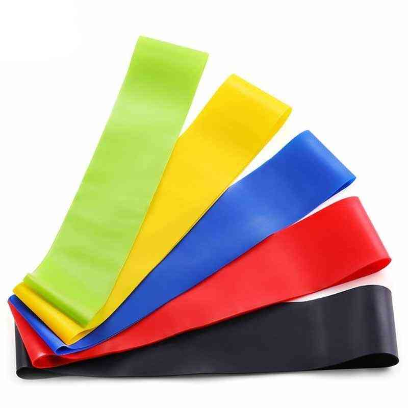 Rubber Elastic Band For Training Gym Equipment