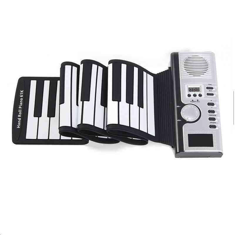 Roll Up Midi Flexible Piano