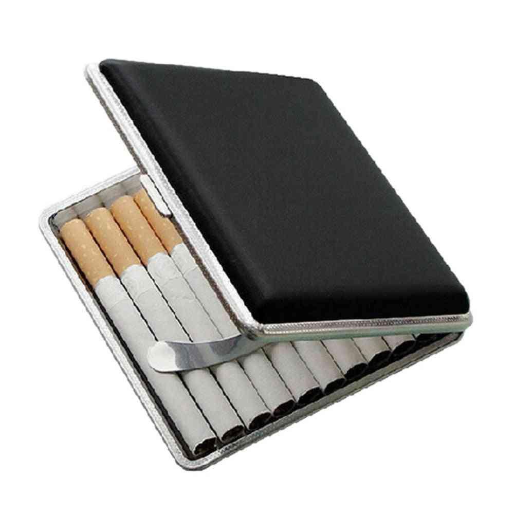 Leather Cigarette Storage High Quality Case Box