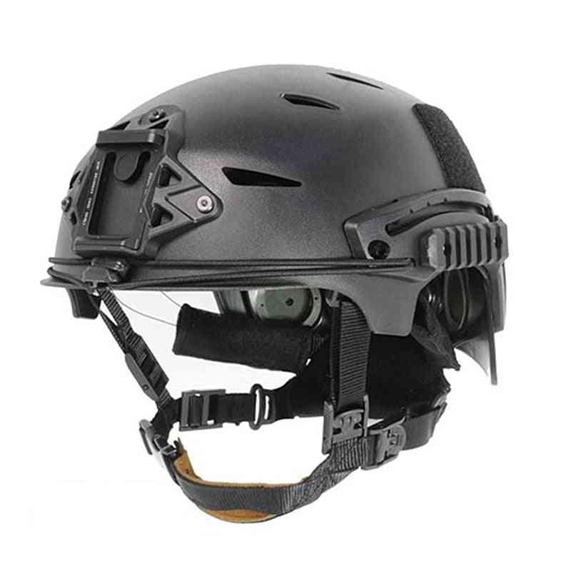 Bump Helmet For Paintball