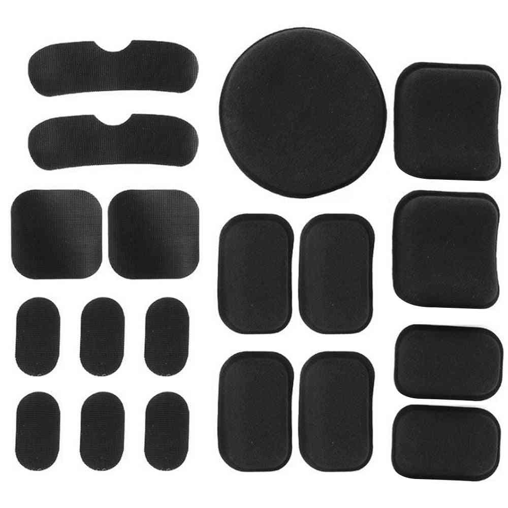 1 Set Eva Foam Helmet Sticker Sports Protective Liners Pads Bicycle Helmet Safety Cushions Hunting Shooting Cap Pad