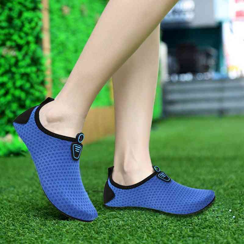 Swimming Shoes Breathable Soft Flat Sole Sneaker Shoes