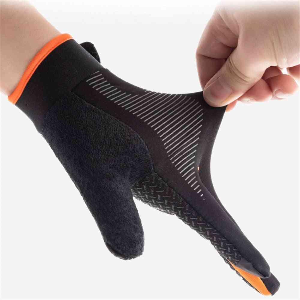 Ultra-thin Fabric Bike Gloves