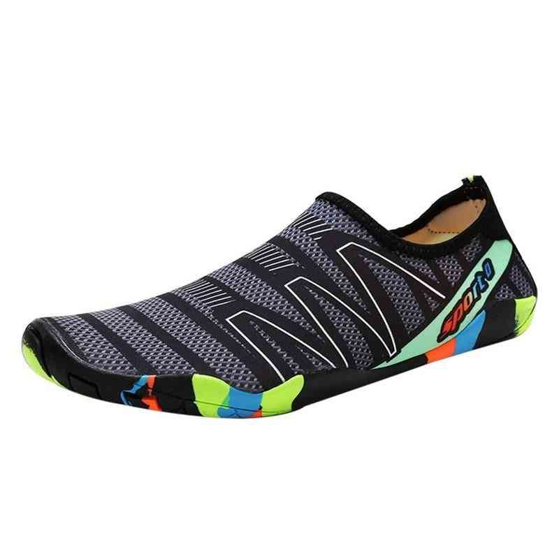 Unisex Sneakers, Swimming Shoes, Water Sports Seaside Beach Slippers