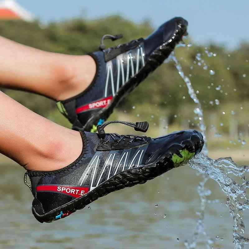 Swimming Water Shoes, Men Beach Sandals, Aqua Shoes, Diving Sneakers
