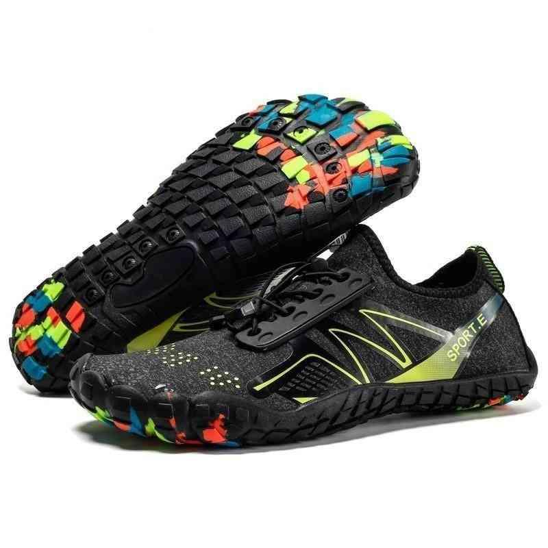 Men Aqua Shoes, Women Swimming Beach Hiking Shoes