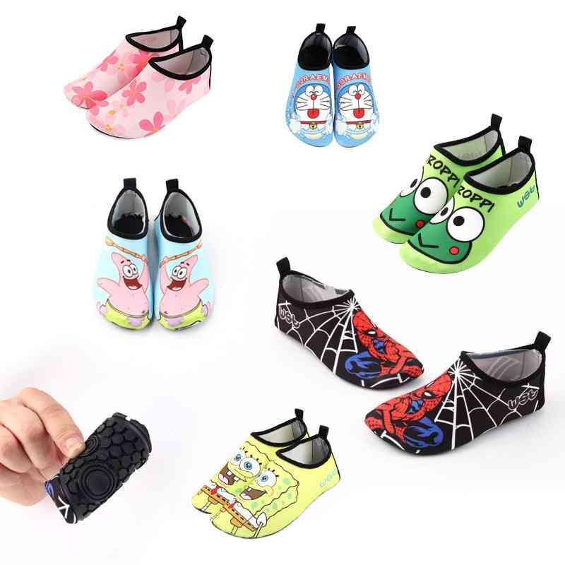 Kids Beach Shoes, Swimming Surf Sea Slippers, Water Shoes