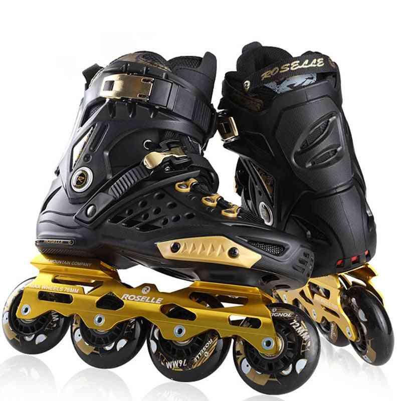 Professional Slalom Skate Adult Roller Skating Shoes