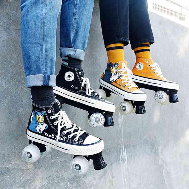 Skates Quad Roller Skates ( Set 3)