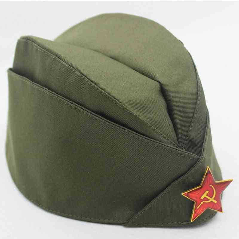 Military Hat Russian Army Cap