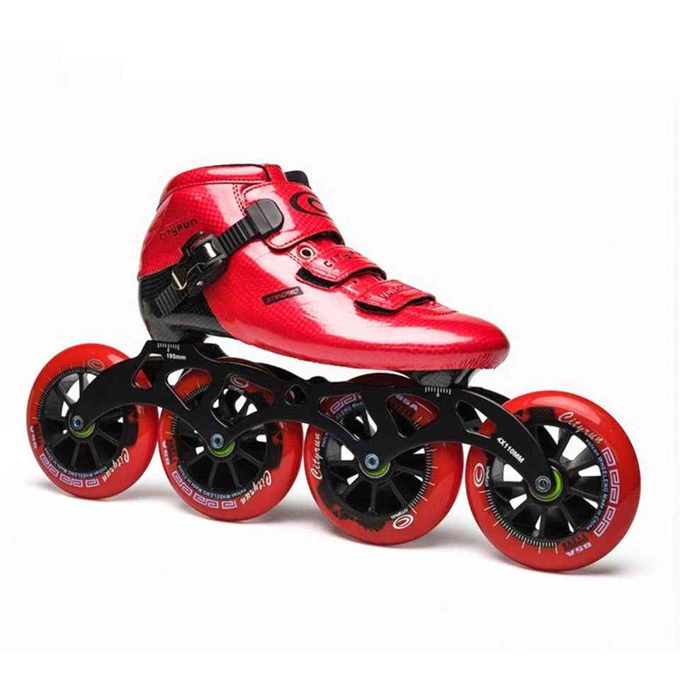 Fiber Speed Inline Roller Skates For Kids Adult