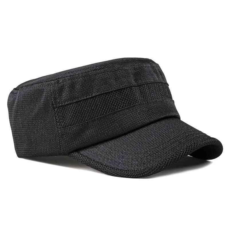 Military Hat Flat Top Military Caps