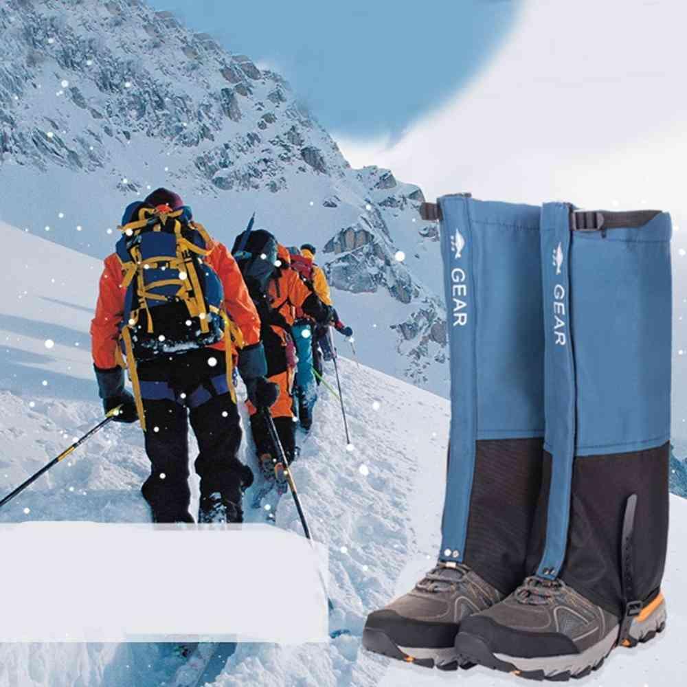 Hiking Walking Legging Gaiters Waterproof Leg Covers