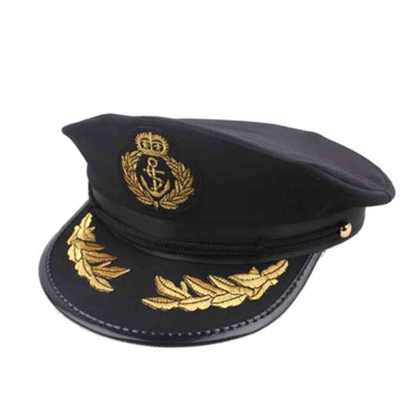 Party Costume Caps Police Hat