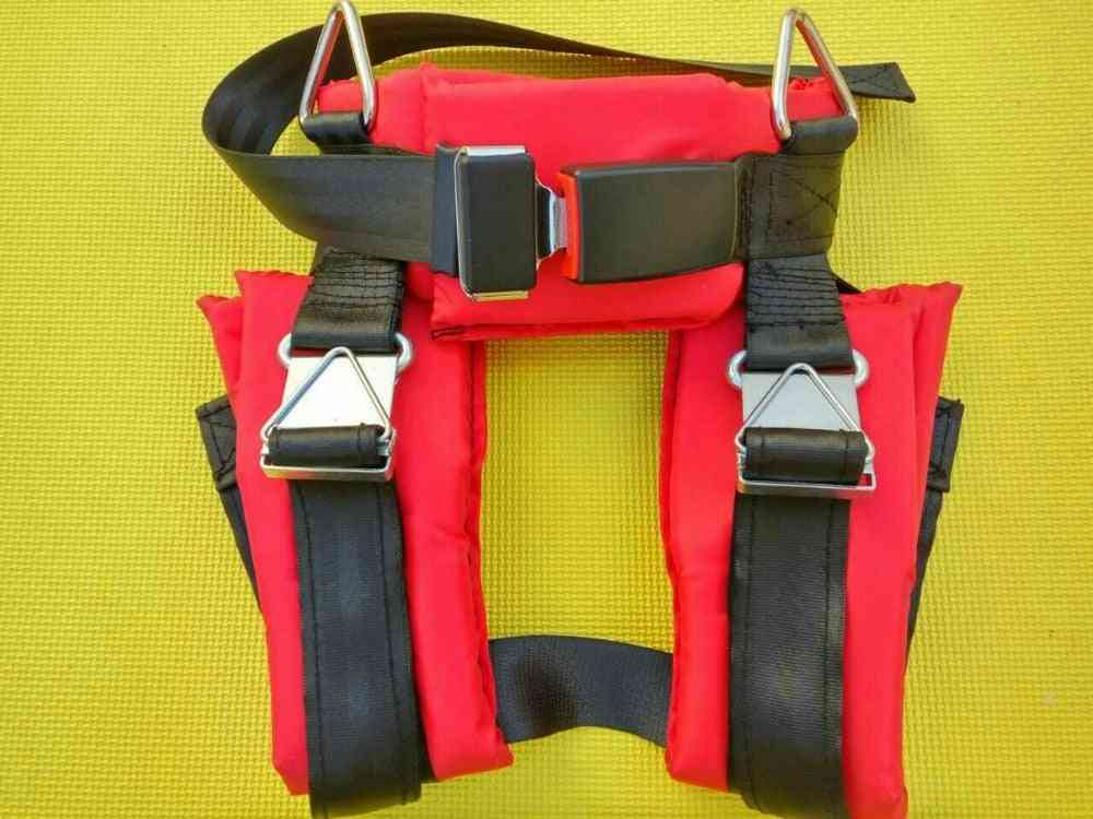 Kids Bungee Cord Jumping Trampoline Harness, Seat Belts
