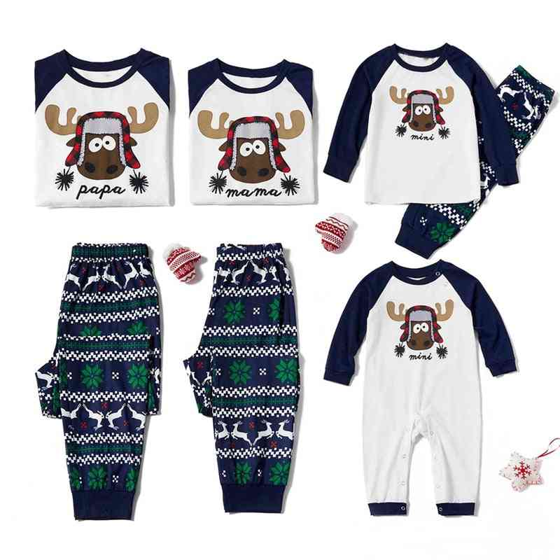 Christmas Family Matching Clothes