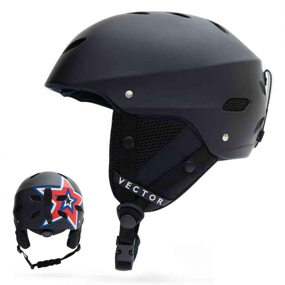 Skier Ce Snowmobile/snowboard Ski  Windproof Skateboard Helmets