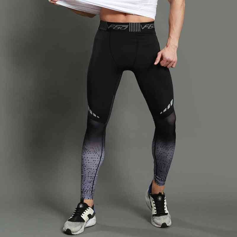 Running Compression Pants Tights For Men