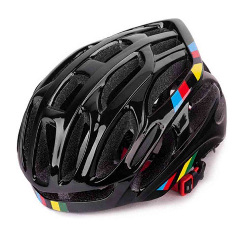 Soft Ventilation Bicycle Helmets