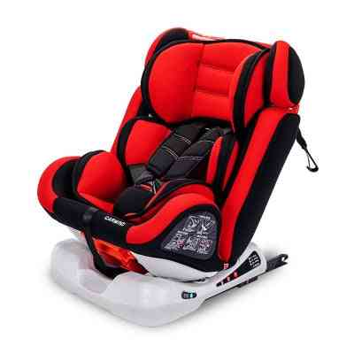 Adjustable Child Car Safety Seat, Portable, Hard Interface, Five Point Harness