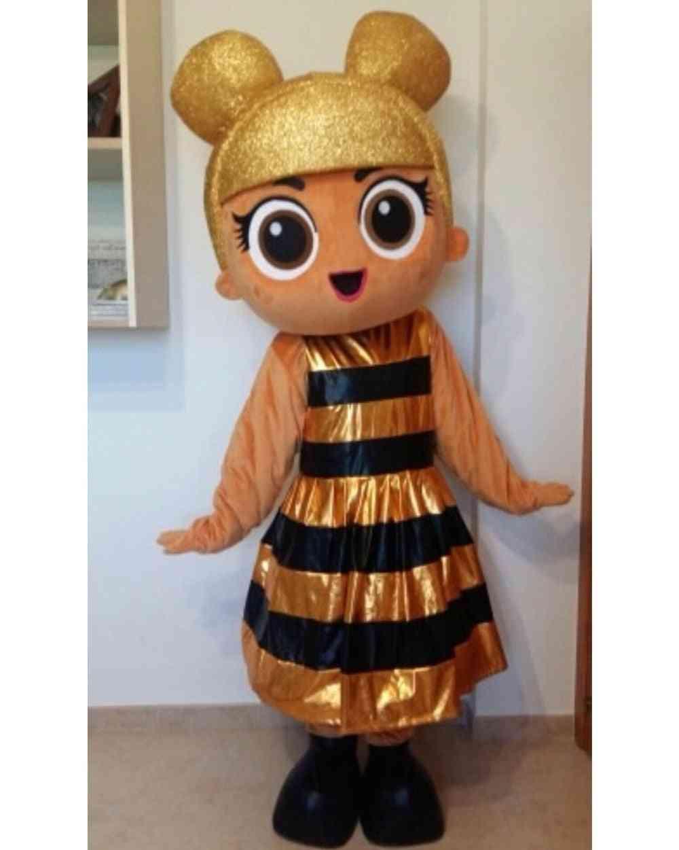 Hot Sale Adult Baby Queen Bee Mascot