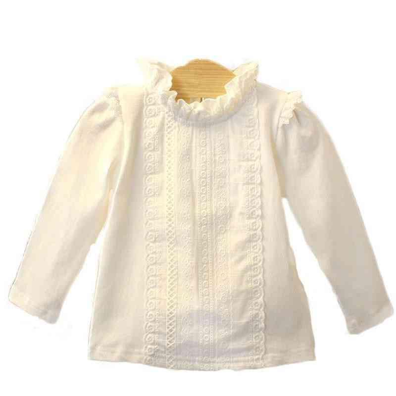 Newborn Baby Girl Long-sleeve T-shirt