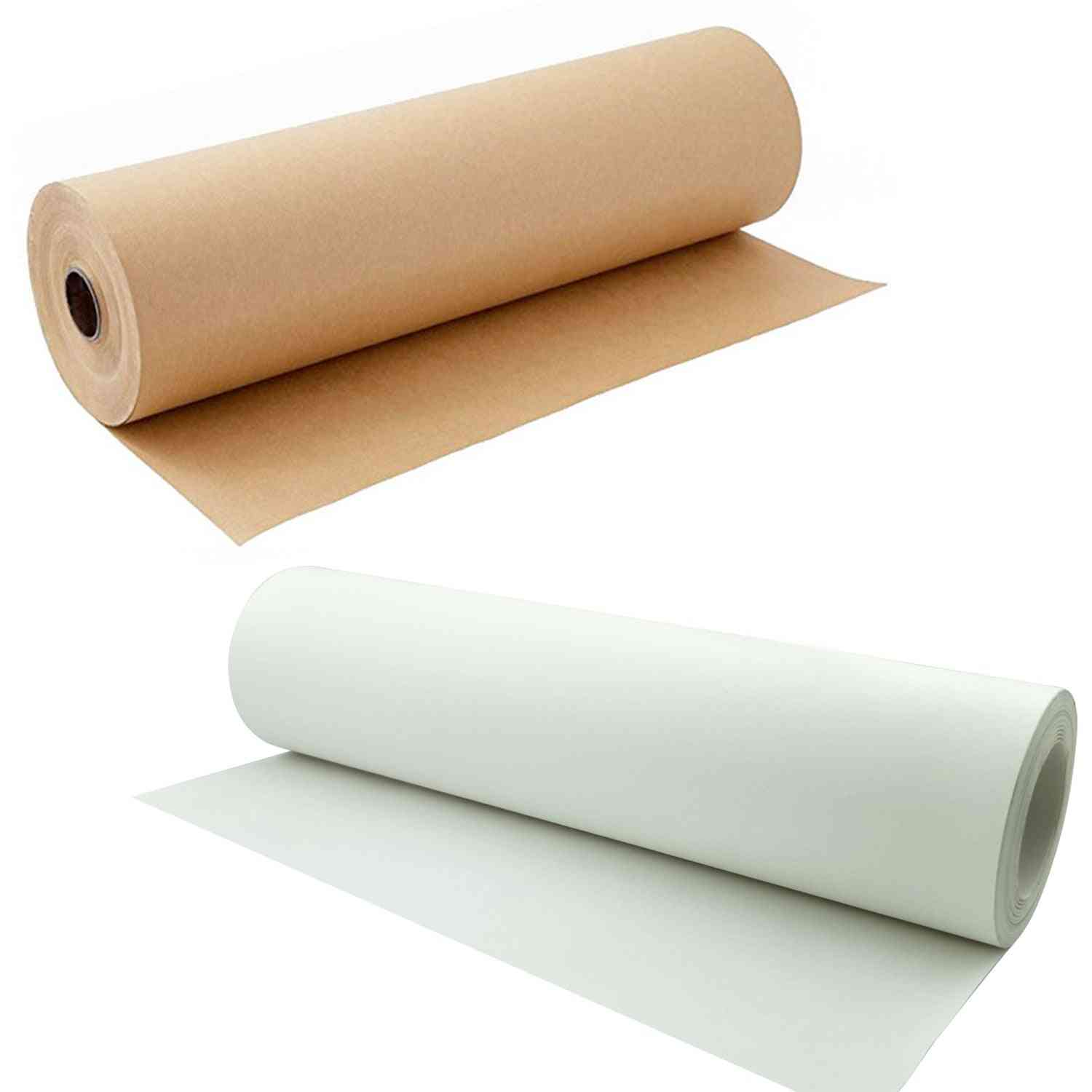 Kraft Wrapping Paper Roll For Wedding Birthday Party