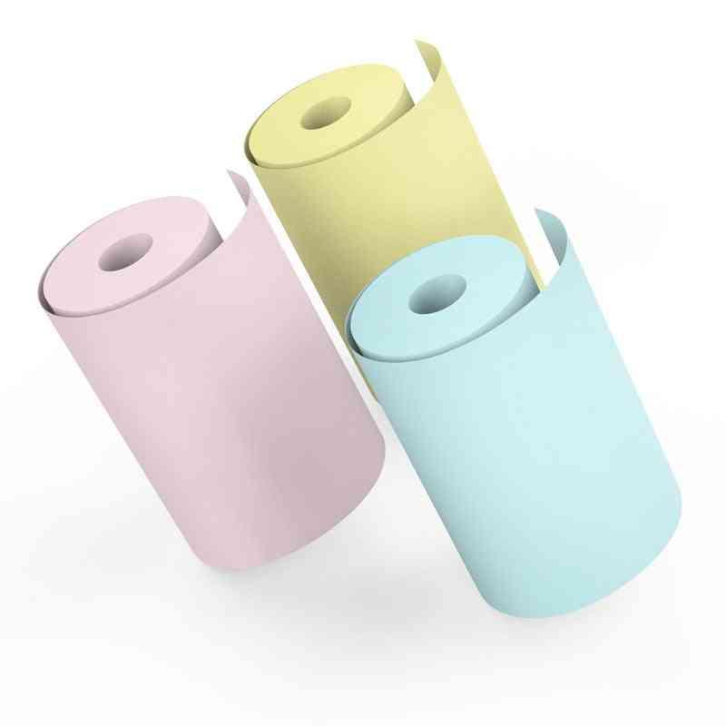 Multicolor Photo Paper Mini Clear Printing