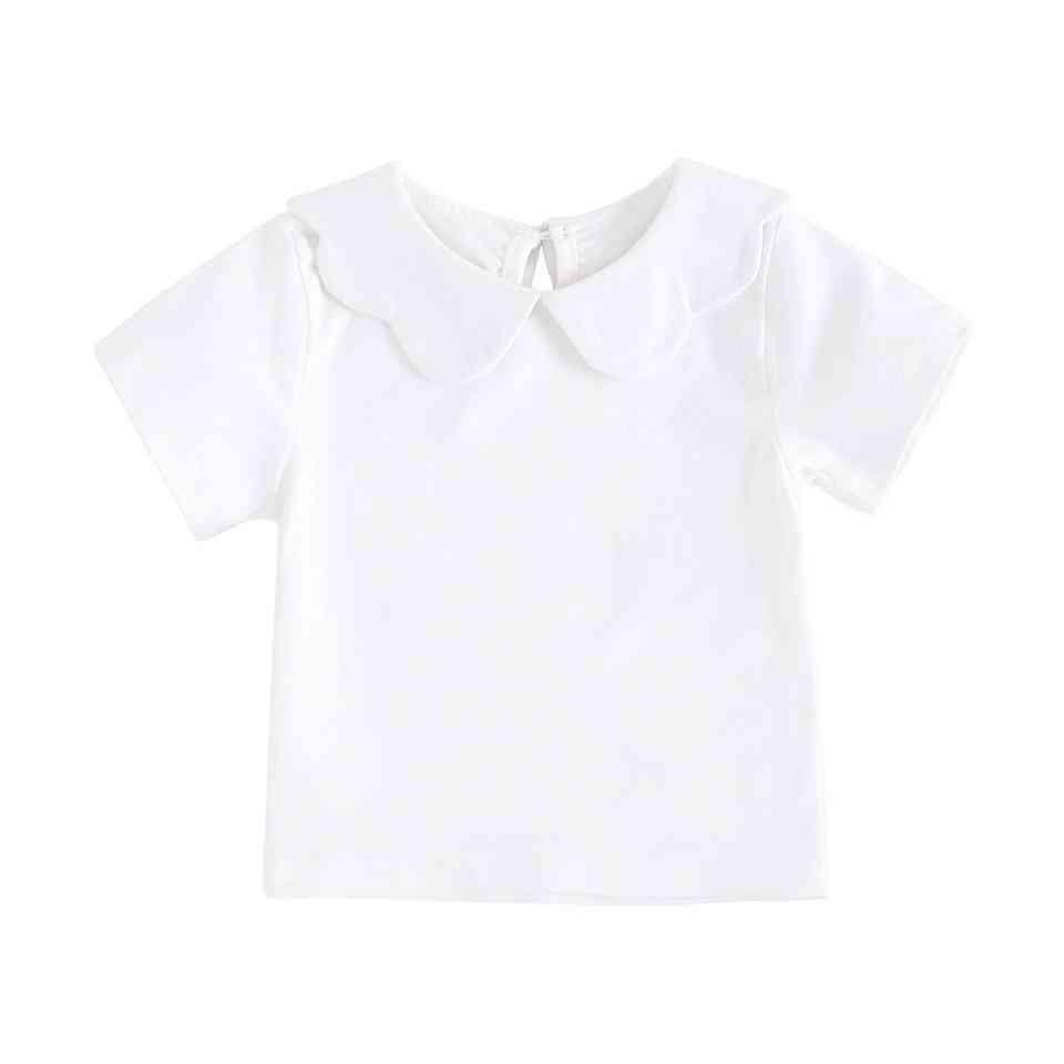 Cotton Baby T-shirts, Top Summer Princess Clothes