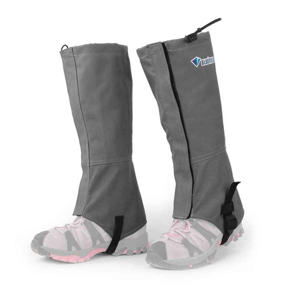 Windproof Leg Gaiters Anti-tear Snow Boot Shoe