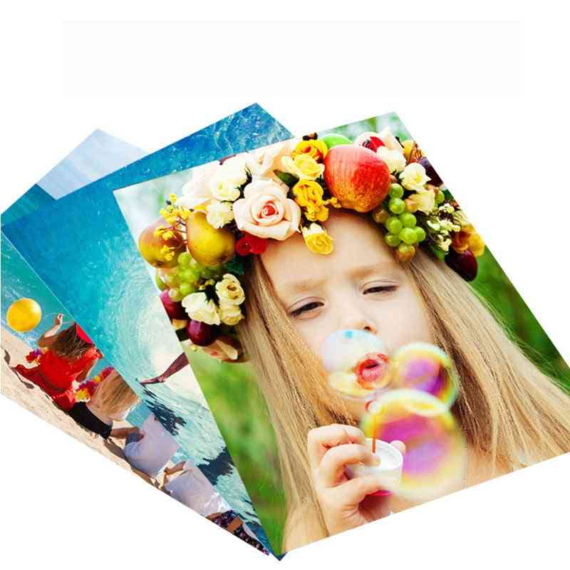 Inkjet Glossy Photo Paper Double Side Waterproof Photographic Paper For Printer Premium Photo Printer Paper