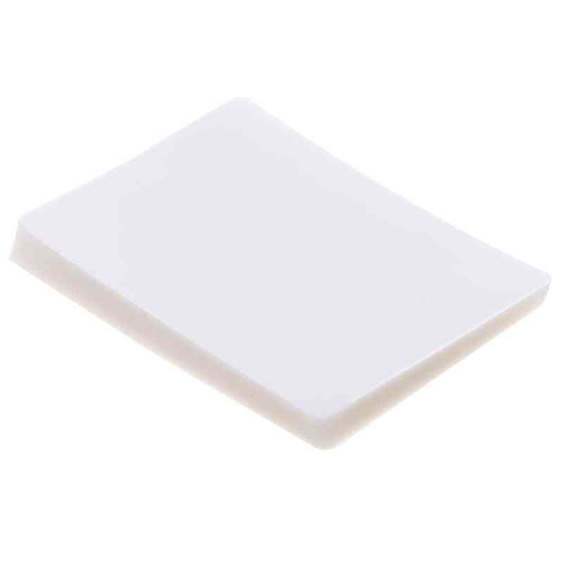 Thermal Laminating Pouch Glossy Protect Photo Paper