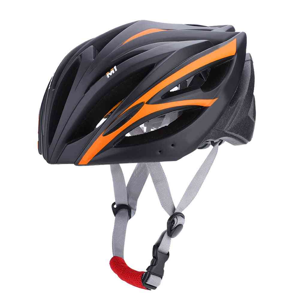 Helmet Integrated For Cycling Skating Rock Climbing Road Mountain Bike Riding