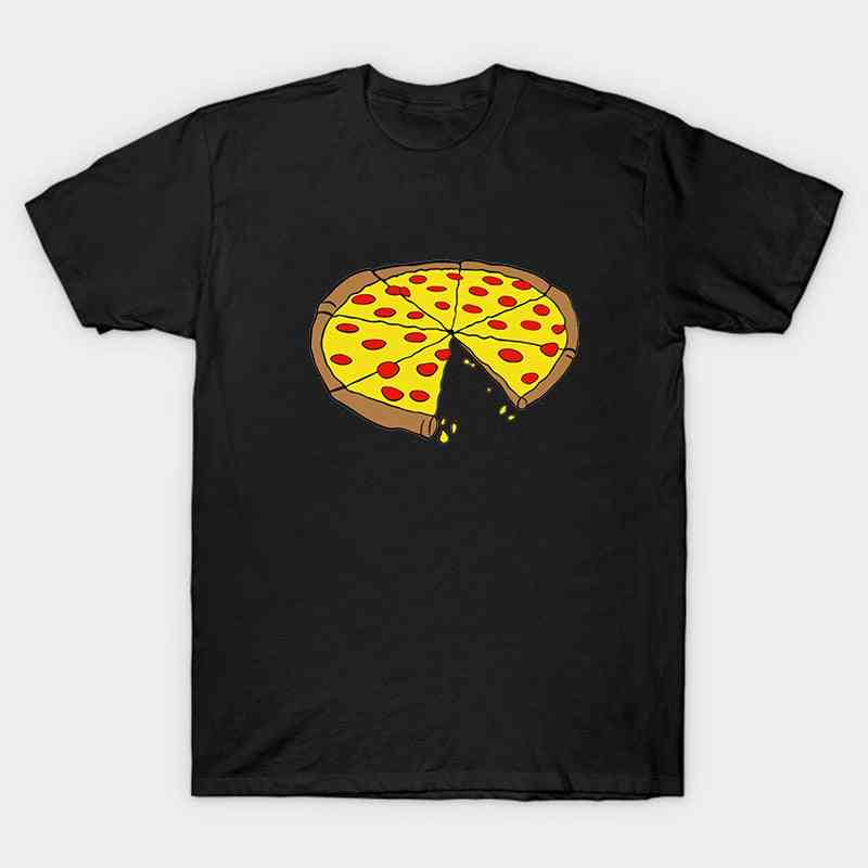 Family Clothes, Father Mother Daughter Son Pizza T-shirt