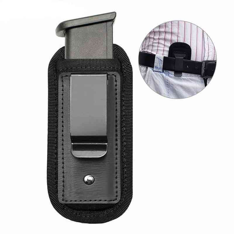 Tactical Magazine Pouch For Holster Pistol 9mm