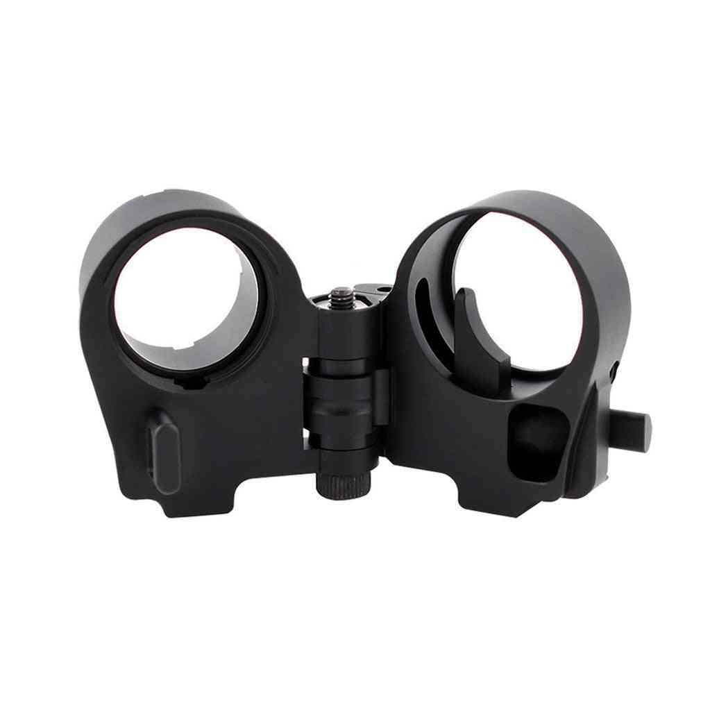 Ar Folding Stock Black Adapter Hunting Accessories