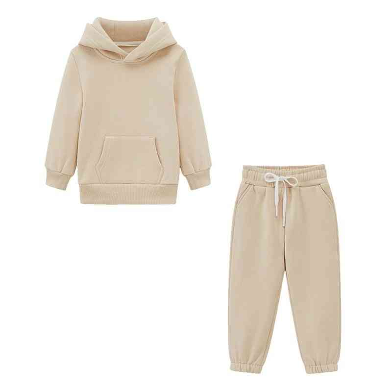 Toppies Fashion Child Set, Matching Hoodies Two Piece Set