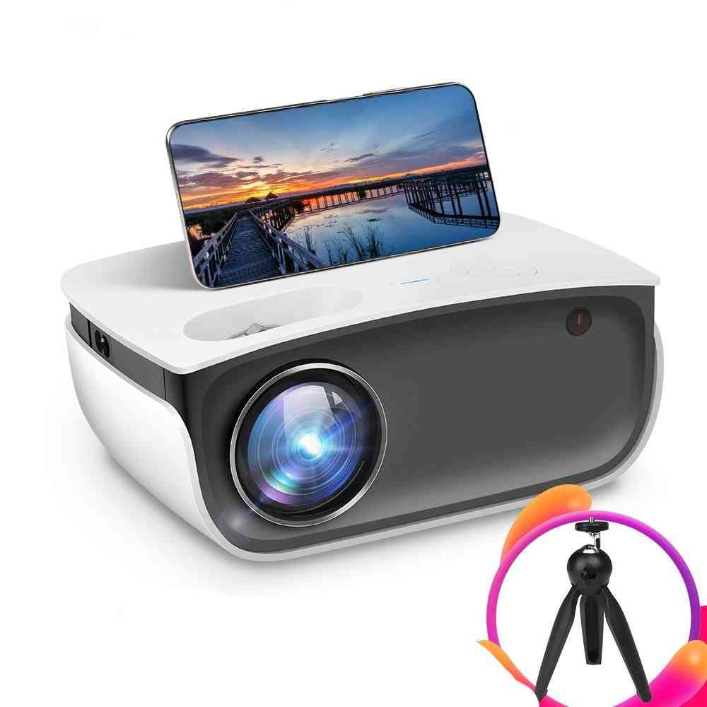 Rd850 Mini Projector Native 720p Wifi Proyector Android Ios Smartphone For 1080p Video Hd Led