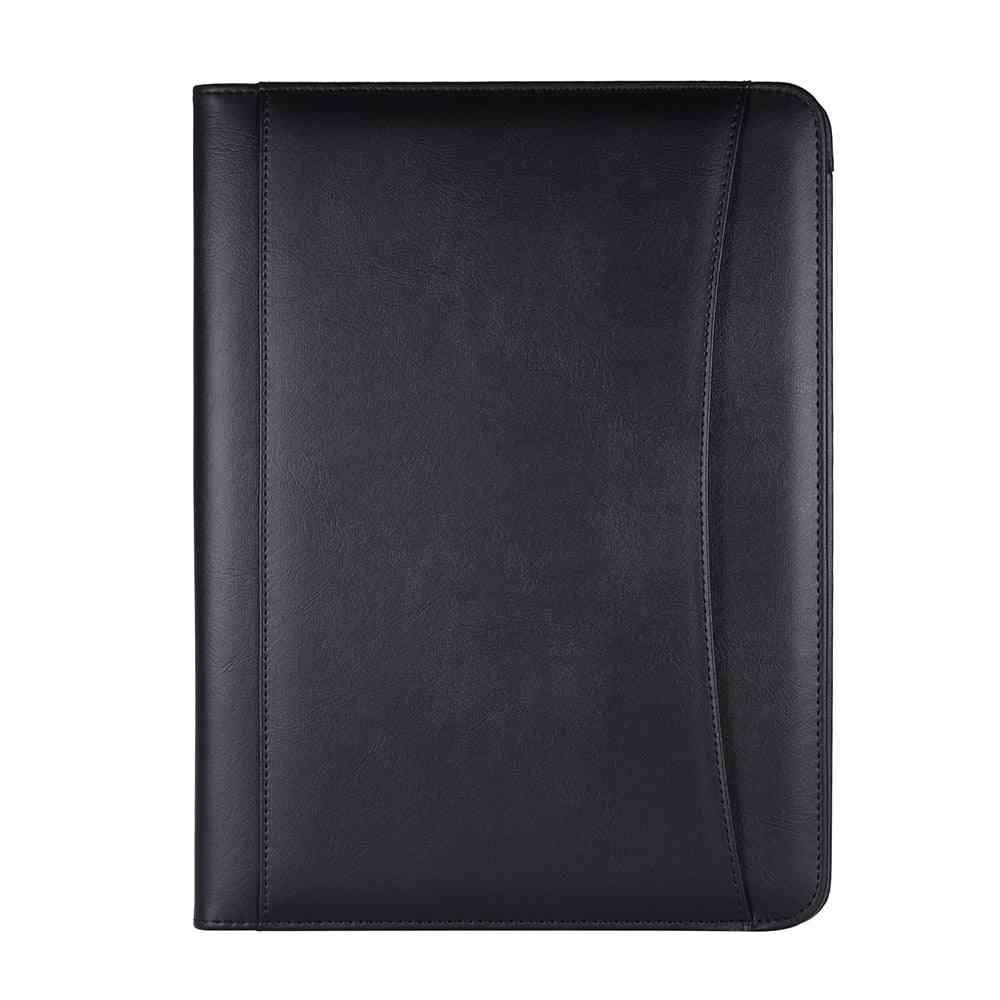 A4 Pu Portfolio Folder Document Case