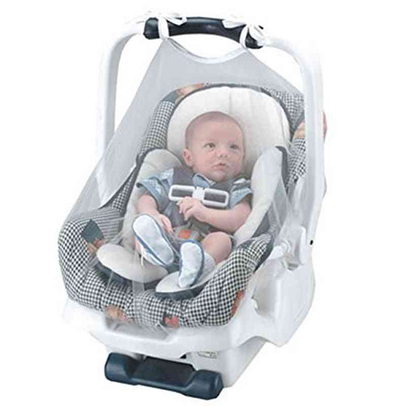 Summer Mosquito Net Baby Stroller, Pushchair Insect Shield Net, Safe, Infant Protection Mesh For Baby Accessories