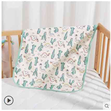Baby Diaper Changing Mat, Infants Portable, Foldable, Washable, Waterproof Mattress, Travel Pad, Floor Mats, Cushion Reusable Cover