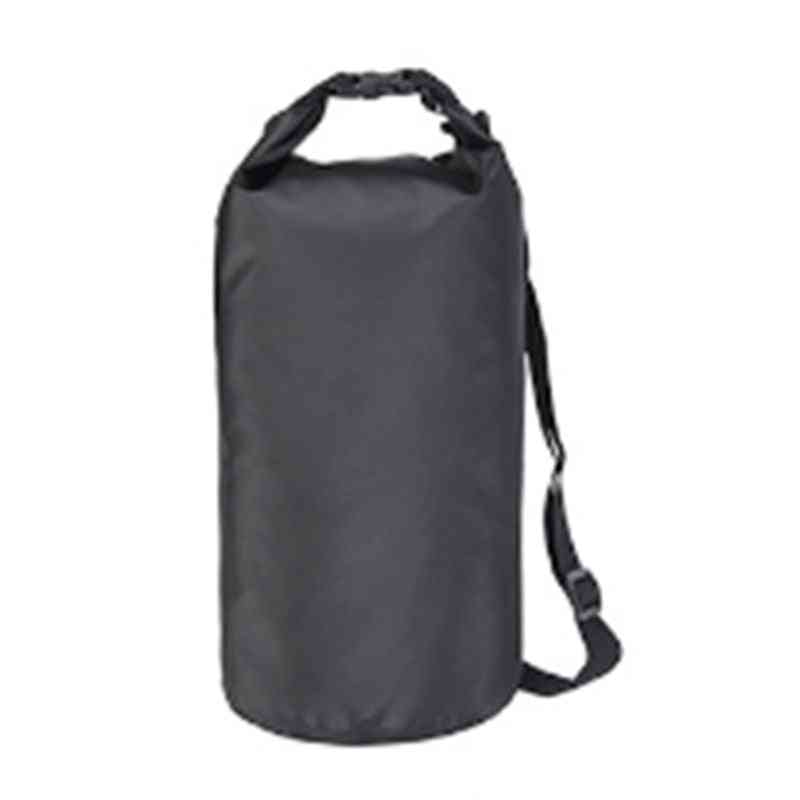 Floating Waterproof Dry Bag 15l Roll Top Sack Keeps Gear Dry For Kayaking Boating Swimming Camping Hiking Beach
