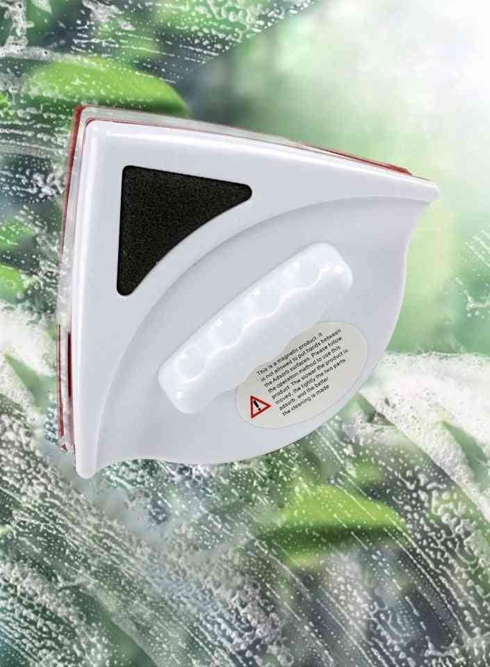 Magnetic Window Wiper Glass Cleaner