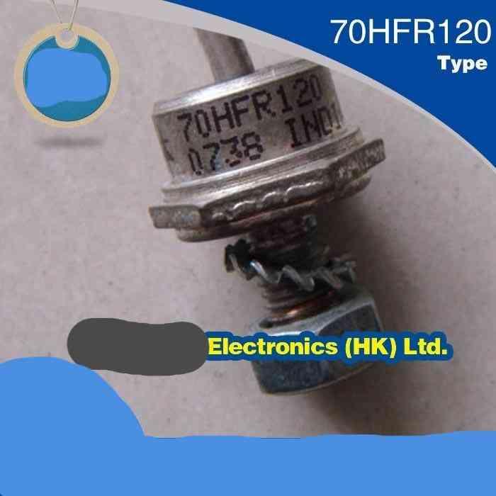 70hfr120 Do-203ab Diode Gen Purp 1.2kv 70a